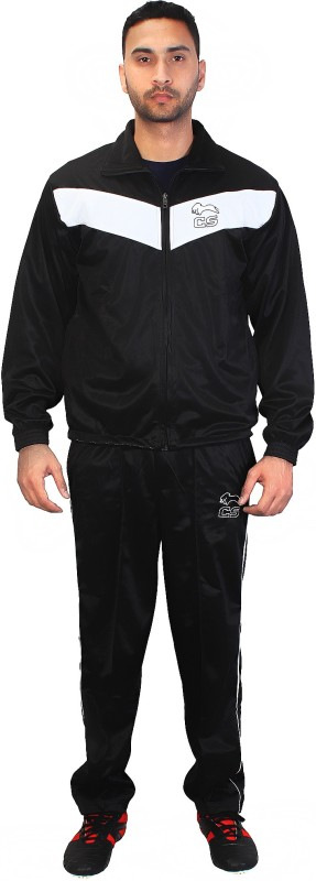Ceela Sports Striker Self Design Men's Track Suit