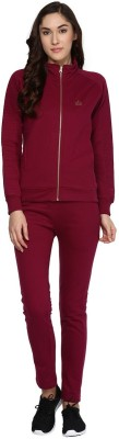 Cayman Solid Women's Track Suit