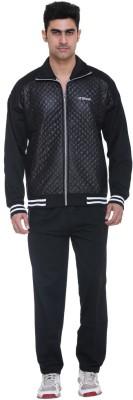 Jackpot Solid Men's Track Suit