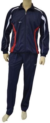 HBNS Solid Men's Track Suit