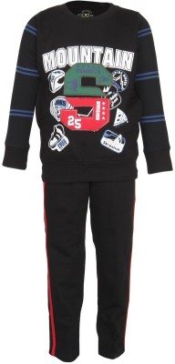 Cayman Printed Boy's Track Suit