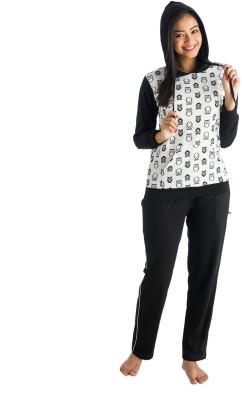 Nite Flite Printed Women's Track Suit