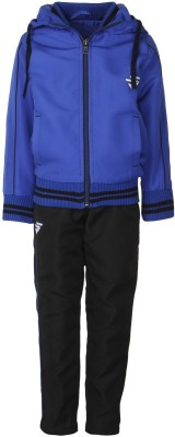 Cayman Solid Boy's Track Suit