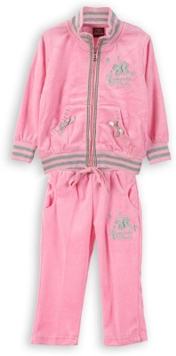 Lilliput Embroidered Girls Track Suit