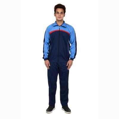 MXX Sports Solid Men's Track Suit
