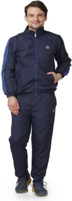 ABLOOM Self Design Men's Track Suit
