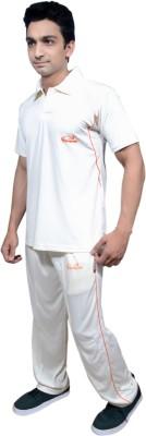 Prokyde Beta Relax White Cricket Set 102 Solid Men's Track Suit