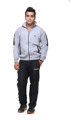 Yross Solid Men's Track Suit