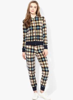Tshirt Company Self Design Women's Track Suit