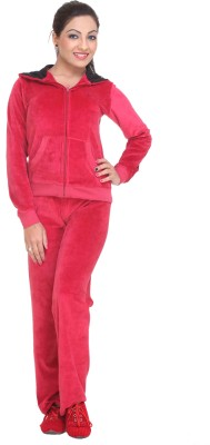 Clubyork 206 Solid Women's Track Suit