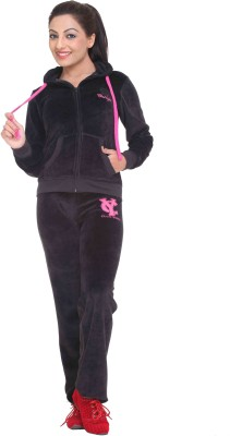 Clubyork 201 Solid Women's Track Suit