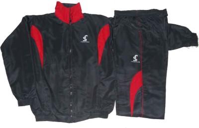 Fashion Sports Striped Men's Track Suit