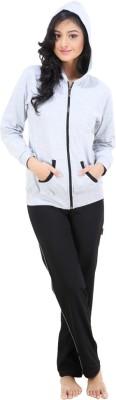 Nite Flite Solid Women's Track Suit