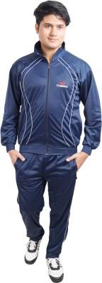 Aedi Solid Men's Track Suit