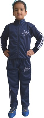 Shaun Solid Girl's Track Suit