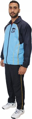 Ceela Sports Addiction Dobby Self Design Men's Track Suit