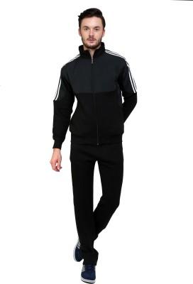 Cayman Autumn Winter Solid Men's Track Suit