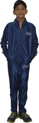 Shaun Solid Boy's Track Suit