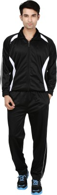 Ico Blue Star Basic Solid Mens Track Suit