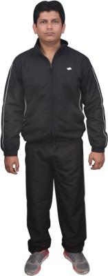 FitSoul Striped Men's Track Suit