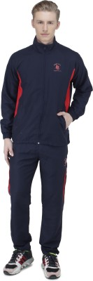 Greenwich United Polo Club Solid Mens Track Suit