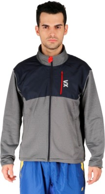 Vector X Solid Men's Track Top