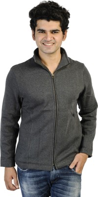 T10 Sports Solid Mens Track Top