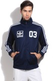 Adidas Originals Solid Men's Track Top