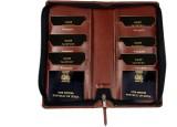 Sukeshcraft Tree Passport Holder For 6 P...