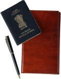 Goblin PU Tan Passport Hollder Big (Tan)