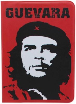 Tootpado Che Guevara Design Portable Folding Passport Cover Card Holder