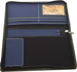 Knott Multiple Cheque Books Holder (Blac...