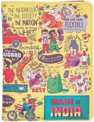 Chumbak Made In India Passport Holder