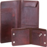 Walletsnbags Leather Travel wallet passp...
