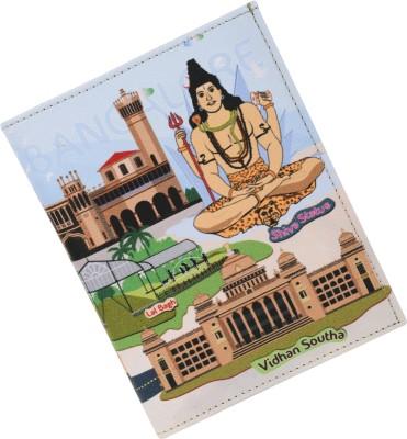 Mad(e) in India Bangalore City Passport Holder