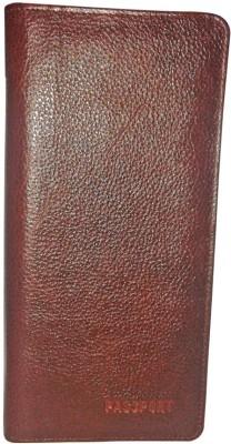 ShopeGift Leather Passport Wallet Big