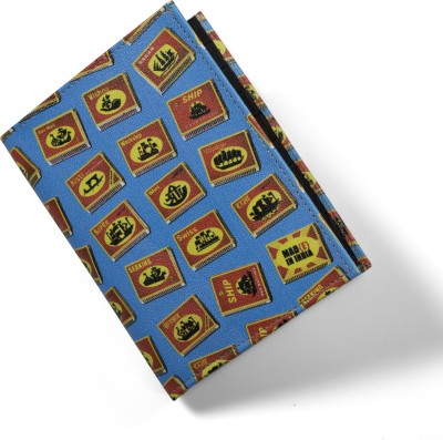 Mad(e) in India Matchbox Passport Holder