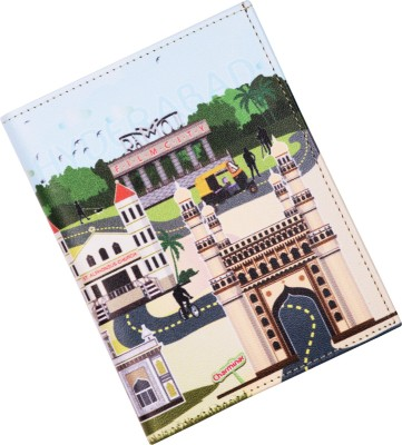 Mad(e) in India Hyderabad City Passport Holder