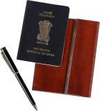 Goblin PU Tan Passport Holder Small (Tan...