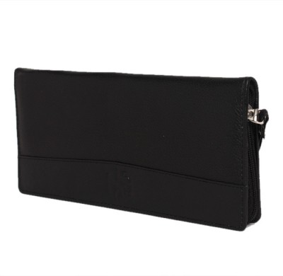 Walletsnbags Full Zip Passport & Ticket Holder