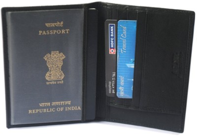 Modish Compact Passport Holder