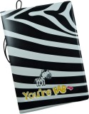 Klassik Zebra Stripes (Black)