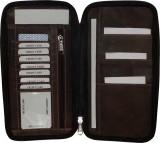 Kan Brown Hunter Leather Stylish Card Ho...