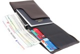 Kangoo Kangoo Travel Wallet Leather Pass...