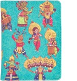 Chumbak Dances Of India Passport Holder ...