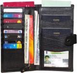 Style 98 8 Card Holder (Set of 1, Black)