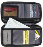 POVO Passport Pouch (Black)