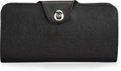 Contrast Elegant Stylish Genuine Leather Document Holder (passport Holder) For Men