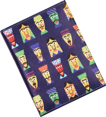Mad(e) in India Puppet Passport Holder