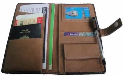 Milano Travel Wallet cum Passport Holder